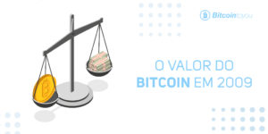 valor do bitcoin em 2009